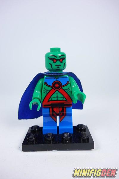 Martian Manhunter (Detailed torso and Legs) - DC - Justice League