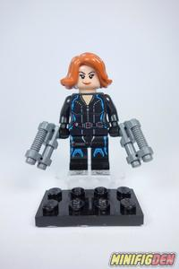 Black Widow (Curved Hips) - Marvel - Avengers