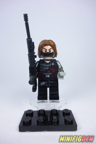 Winter Soldier (MCU - guns) - Marvel - Captain America