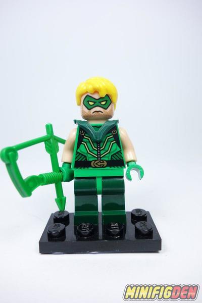 Green Arrow (Hood Down) - DC - Green Arrow