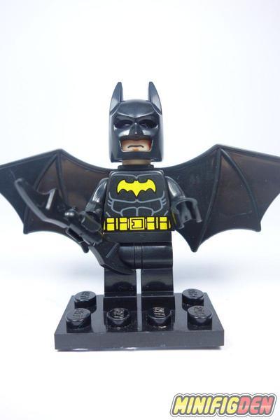 Batman (Yellow symbol) - DC - Batman