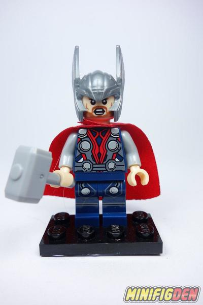 Thor (with Helmet and cape) - Marvel - Thor