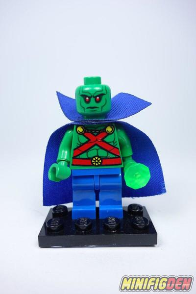 Martian Manhunter (Detailed Face) - DC - Justice League