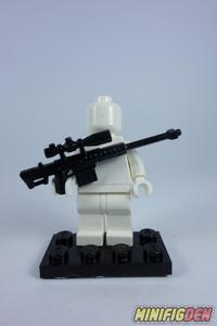 Barrett M82 Sniper Rifle - Accessories - Firearms - Rifles