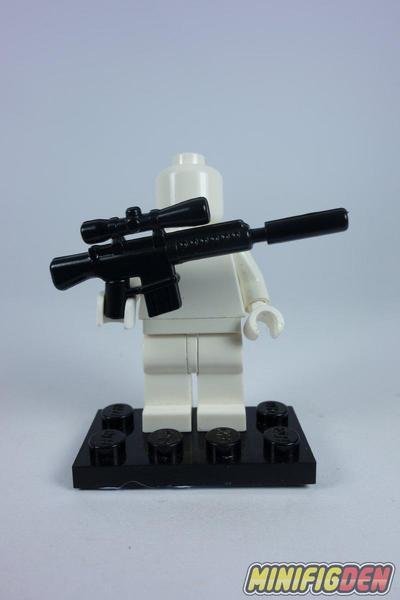 M110 Sniper Rifle - Accessories - Firearms - Rifles