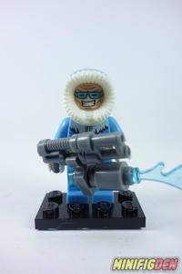 Captain Cold - DC - Flash