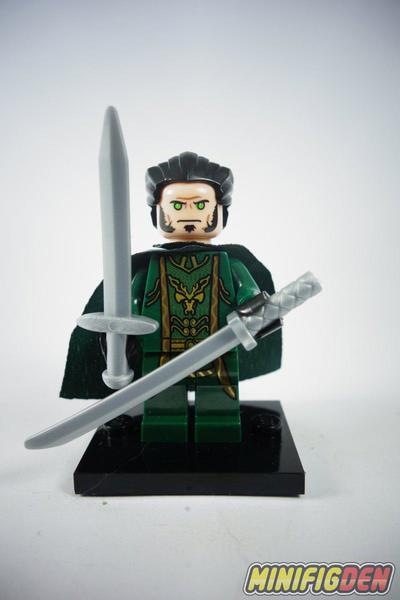 Ra's al Ghul - DC - Green Arrow