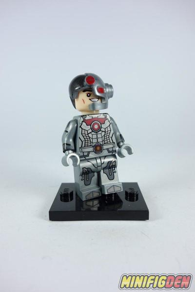 Cyborg (Caucasian Variant) - DC - Other