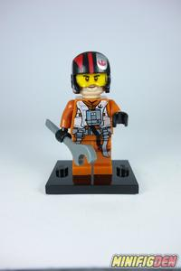 Poe Dameron - Star Wars - Episode 7