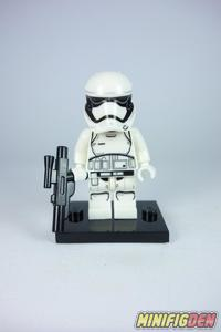 First Order Stormtrooper - Star Wars - Episode 7