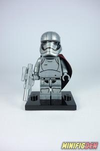 Captain Phasma - Star Wars - Episode 7