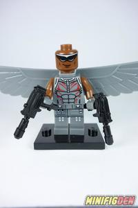 Falcon (MCU) - Marvel - Avengers
