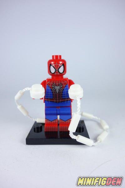 Spiderman (Red Boots) - Marvel - Spiderman