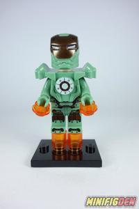 Mark 37 Hammerhead - Marvel - Iron Man
