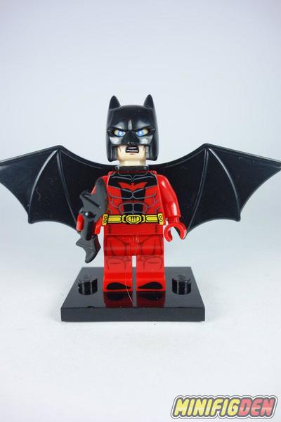 Red Batman - DC - Batman