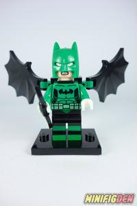 Green Batman - DC - Batman