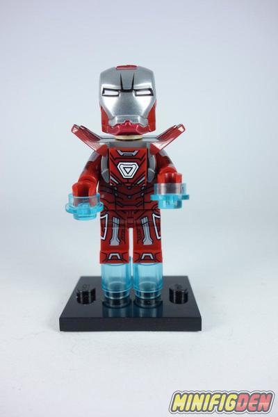 Mark 33 Silver Centurion (Detailed) - Marvel - Iron Man