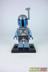 Jango Fett - Star Wars - Prequel Trilogy