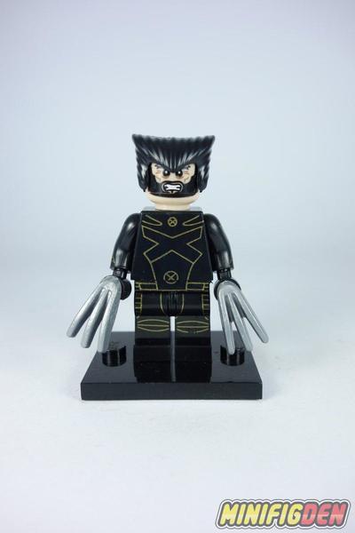 Wolverine (Black Suit) - Marvel - X Men