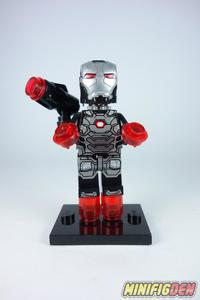 War Machine (Civil War) - Marvel - Iron Man