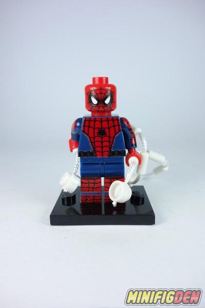 Spiderman (Civil War) - Marvel - Fantastic Four