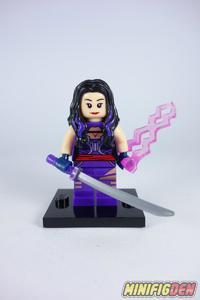 Psylocke - Marvel - X Men