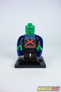 Martian Manhunter (New 52) - DC - Justice League