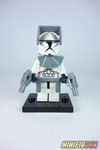 Clone Commander - Star Wars - Clone Wars