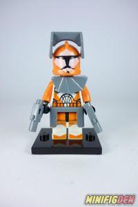 Bomb Squad Commander - Star Wars - Clone Wars