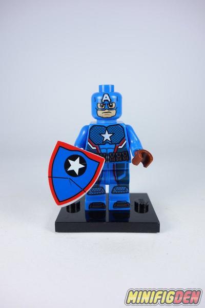 Steve Rogers Captain America - Marvel - Avengers