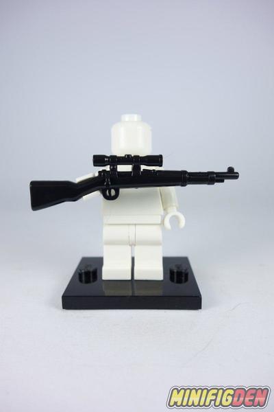 USMC Springfield Sniper Rifle - Accessories - Firearms - Rifles