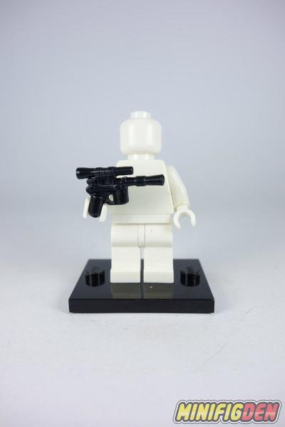 Han Solo's DL-44 Blaster - Accessories - Sci-Fi