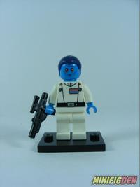 Admiral Thrawn - Star Wars - Expanded Universe