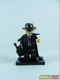 Comissioner Gordon (Hat) - DC - Batman