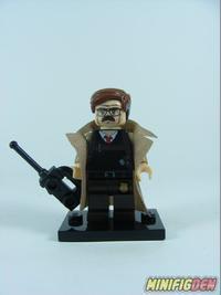 Comissioner Gordon (Trenchcoat) - DC - Batman
