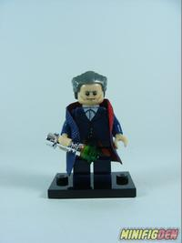 The Twelfth Doctor (Blue Coat) - Miscellaneous - Doctor Who