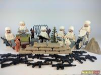 Snow Soldiers Pack - Miscellaneous - Armed Forces