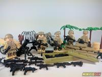 Desert Soldiers Pack - Miscellaneous - Armed Forces