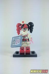 Harley Quinn (Nurse, BM Movie) - DC - Batman