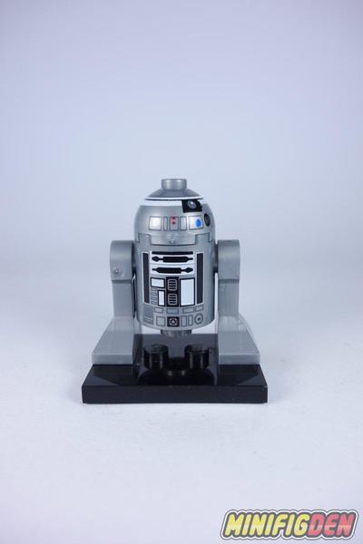 Silver R2 Unit - Star Wars - Original Trilogy