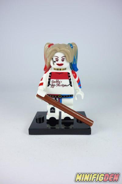 Harley Quinn (White) - DC - Suicide Squad